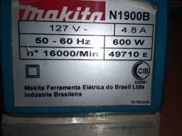Título do anúncio: Plaina eletrica makita