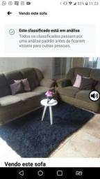 Título do anúncio: Vendo este sofa