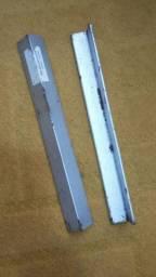 Defletor de calor para charbroiller CH800 fabricante Tedesco