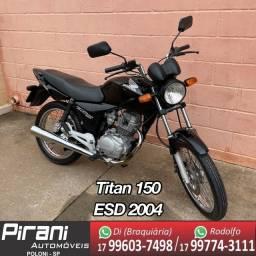 Título do anúncio: Titan 150 ESD