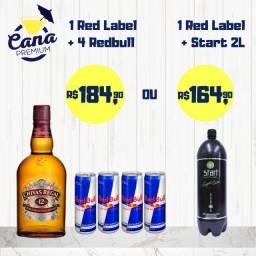 Delivery de Combos e Garrafas de bebidas alcóolicas Gin Whisky vodka Cachaça espumante