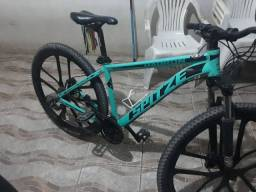 Bike top com roda de magnésio 29