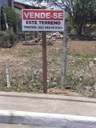 Título do anúncio: Terreno, 10 X 17, em Piranhas, Avenida Sergipe, Bairro Cascavel.