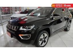 Título do anúncio: Jeep Compass Limited 2.0 16v Aut. 4x4 Diesel 2018