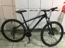 Título do anúncio: Oportunidade, bicicleta Sense Aro 29, quadro 17, relação Shimano Altus. 27 velocidades