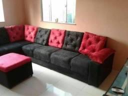 Fabricamos sofá de canto a partir 1500 reais