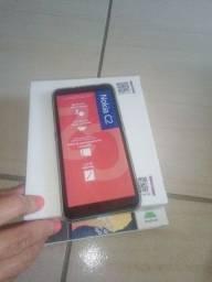 Título do anúncio: Vendo celular Nokia c2 na caixa