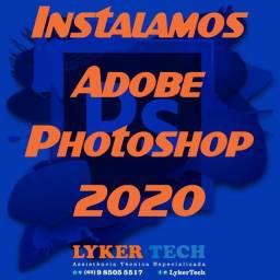 Título do anúncio: instalação photoshop 2020