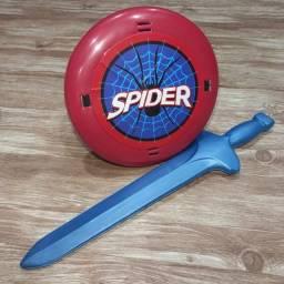 Título do anúncio: Espada e Escudo do Homem Aranha