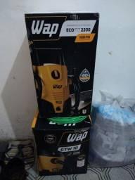 Vendo lavadora de Alta pressão a jato e aspirador!