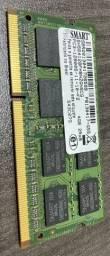 Memória para notebook DDR3 4Gb
