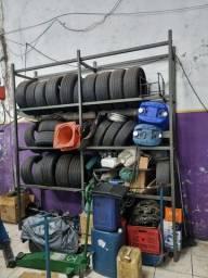 Título do anúncio: Mostruário de pneus