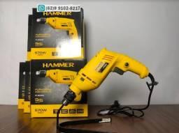 Título do anúncio: Furadeira de Impacto 570w Hammer 220v
