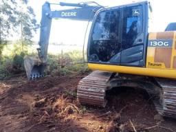 Título do anúncio: Escavadeiras John Deere 130g