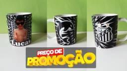 Caneca de Porcelana Personalizada ( Promoção ) Variados Temas !!!