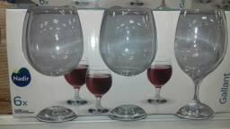 Taça nadir para vinho