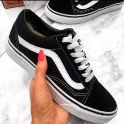 Tenis Vans Old School original a pronta entrega no DF Ac. Cartão