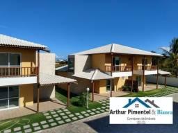 Casa 3 suítes com varanda em Itacimirim