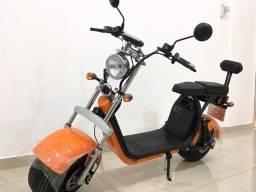 Scooter Elétrica Harley - 2 Baterias 1500W