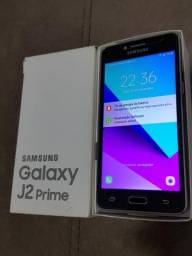 Celular Samsung J2 Prime - Acompanha película (Sem riscos e sem sinais de uso)