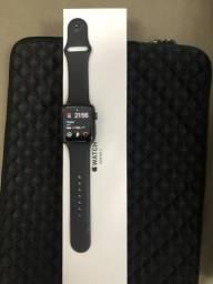 Apple Watch Series 3, 42mm - Ainda na garantia Apple