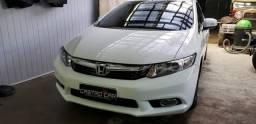 Honda CIVIC LXR 2014 impecável - 2014