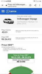 Voyage 1.6 18000 - 2010