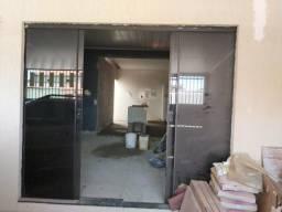 Porta blindex 2.50x2.10mt fumê