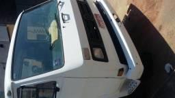 Troco caminhão 3/4 7.90 s em caminhão toco bau - 1990