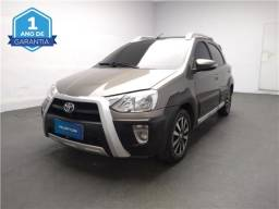Toyota Etios cross 1.5 16v flex 4p manual - 2017