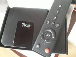 TV Box 2gb ram 16gb TX 9