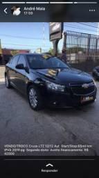 Gm - Chevrolet cruze ltz - 2012
