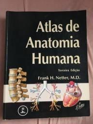Atlas de Anatomia Humana, Frank H. Netter, M.D. Terceira edição