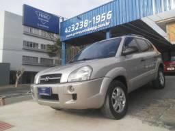HYUNDAI TUCSON 2007/2007 2.0 MPFI GL 16V 142CV 2WD GASOLINA 4P AUTOMÁTICO - 2007
