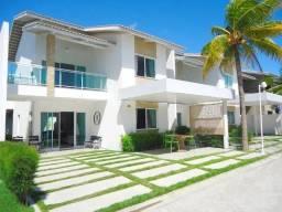 Casa em Cond no Eusébio - 180m² - 4 Suites - 3 Vagas (CA0525)