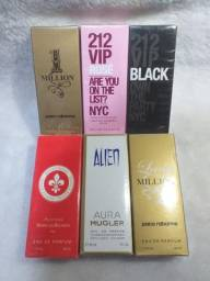 Perfumes EDP Importados 50ml e 100ml.