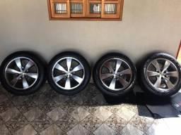 Rodas rodas aro 20 da Hilux