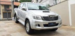 Hilux 3.0 srv top 4x4 cd 16v turbo intercooler diesel 4p automática - 2013