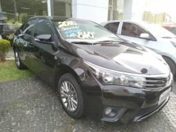 Corolla 2016 XEI Automático 2.0 Preto - 2016
