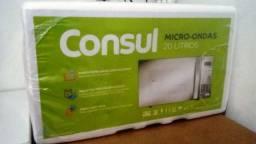Novo Micro-ondas 20 Litros Consul
