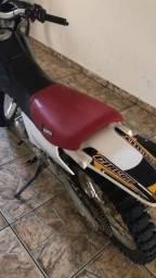 Xr 200 preparada para trilha moto forte! - 2000