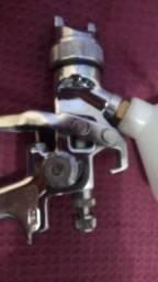 Pistola de pintura profissional