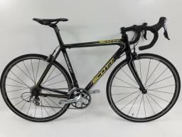Vendo bicicleta scott addict carbon
