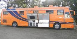 Motor trailer - motor home scania 112