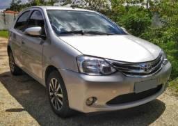Toyota Etios Platinum 1.5 - 2015