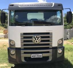 Caminhão volkswagen 13-180 2008 / 2009 caçamba - 2009