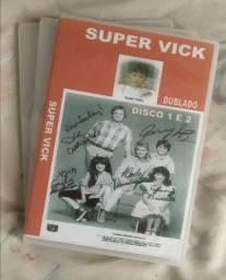 Coleção Super Vick (3 discos)