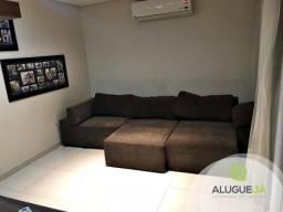 Apartamento mobiliado 185m² alto padrão no bairro consil prox ao shopping pantanal