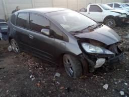 Sucata Honda Fit flex 1.5 2010 para retirada de peça