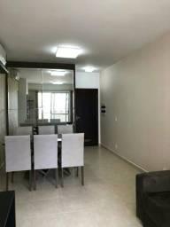 Apartamento com mobilia na ponta negra area millitar